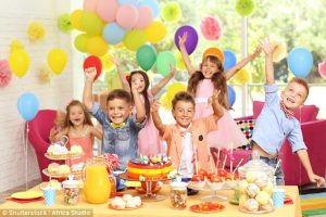 Let us make your childrens party less stressful